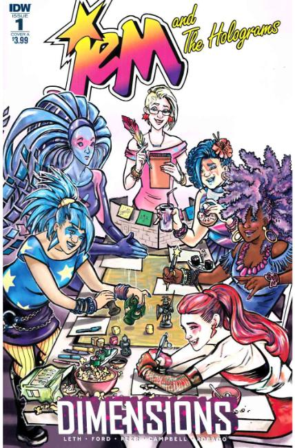 Jem & the Holograms Dimensions #1 Cover A [IDW Comic]_LARGE