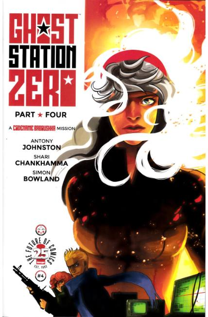 Ghost Station Zero #4 Cover A [Image Comic] THUMBNAIL