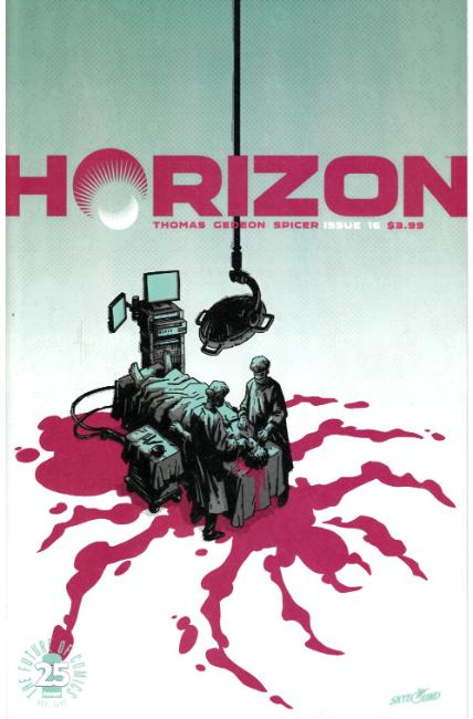 Horizon #16 [Image Comic]