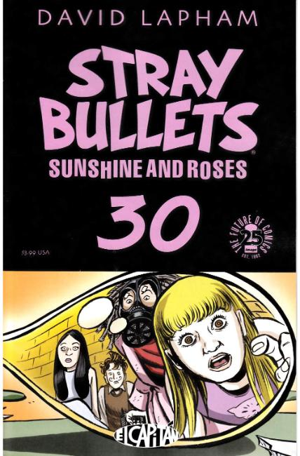 Stray Bullets Sunshine & Roses #30 [Image Comic] THUMBNAIL