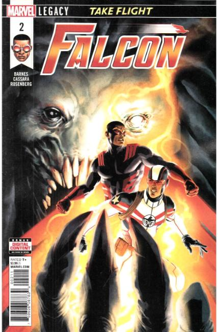 Falcon #2 [Marvel Comic] THUMBNAIL