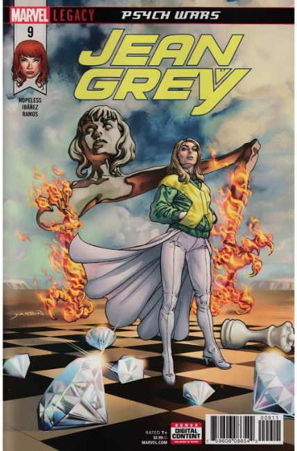 Jean Grey #9 [Marvel Comic]