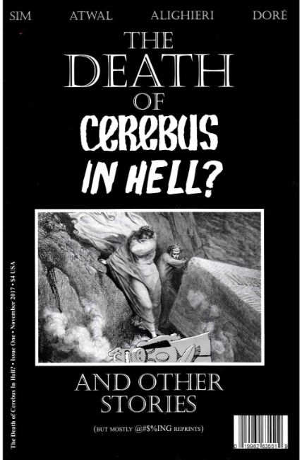 Death of Cerebus in Hell #1 [Aardvark Comic]_THUMBNAIL
