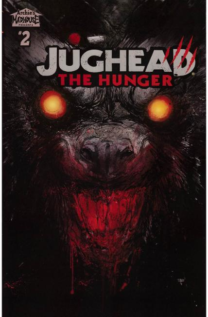 Jughead the Hunger #2 Cover B [Archie Comic] THUMBNAIL