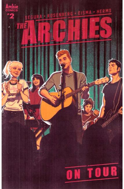 Archies #2 Cover A [Archie Comic] THUMBNAIL