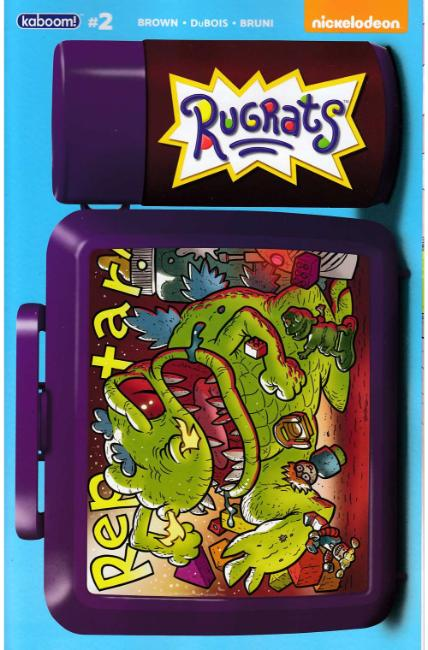 Rugrats #2 Subscription Cover [Boom Comic] THUMBNAIL
