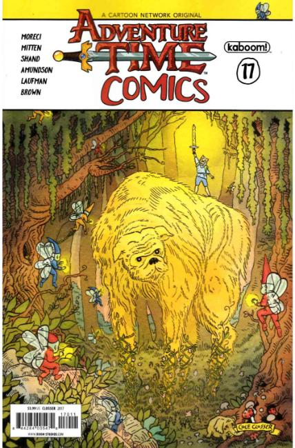 Adventure Time Comics #17 [Boom Comic] THUMBNAIL