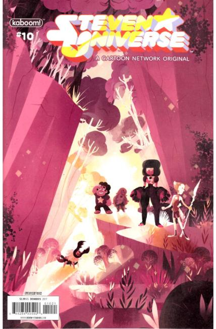 Steven Universe Ongoing #10 Subscription Cover [Boom Comic] THUMBNAIL
