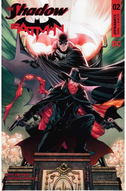 Shadow Batman #2 Cover A [Dynamite Comic] THUMBNAIL