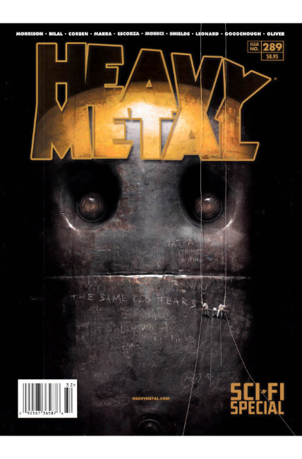 Heavy Metal #289 Cover B [Heavy Metal Magazine]