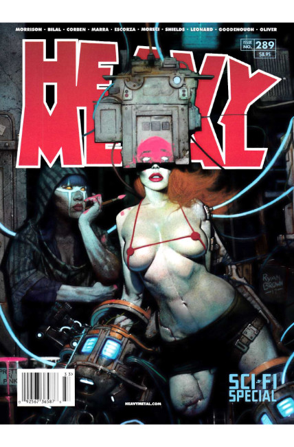 Heavy Metal #289 Cover C [Heavy Metal Magazine]_LARGE