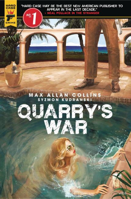 Quarry's War #1 Cover B [Titan Comic] THUMBNAIL