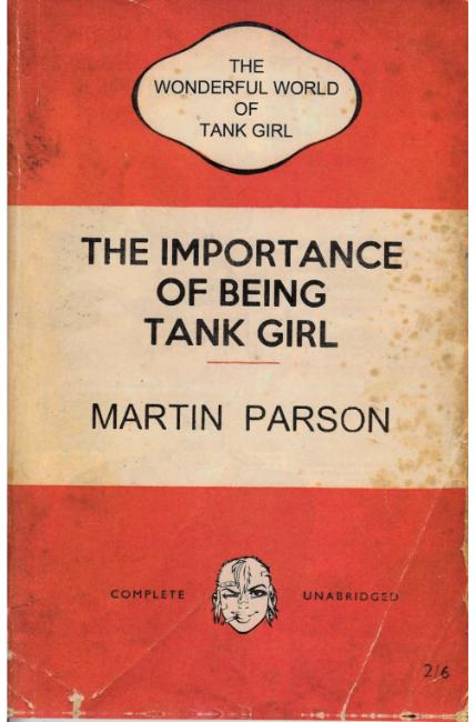 Wonderful World of Tank Girl #2 Cover C [Titan Comic] THUMBNAIL