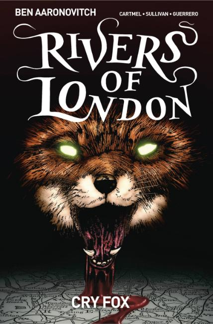 Rivers of London Cry Fox #1 [Titan Comic]