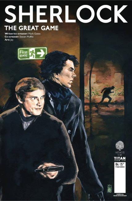 Sherlock Great Game #4 Cover A [Titan Comic]_THUMBNAIL