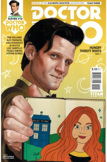 Doctor Who 11th Doctor Year Three #12 Cover A [Titan Comic]_THUMBNAIL