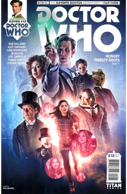 Doctor Who 11th Doctor Year Three #12 Cover B [Titan Comic]_THUMBNAIL
