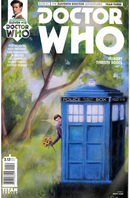 Doctor Who 11th Doctor Year Three #12 Cover C [Titan Comic]_THUMBNAIL