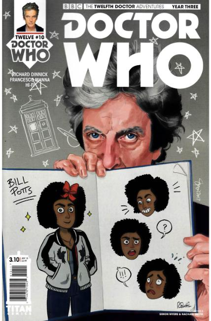 Doctor Who 12th Doctor Year Three #10 Cover A [Titan Comic] THUMBNAIL