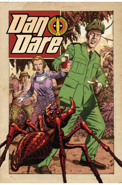 Dan Dare #2 Cover C [Titan Comic] THUMBNAIL