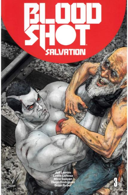 Bloodshot Salvation #3 Cover A [Valiant Comic]