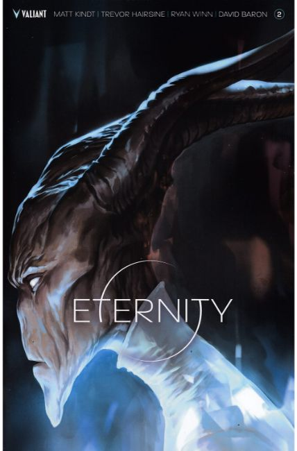 Eternity #2 Cover A [Valiant Comic]