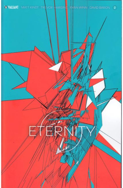 Eternity #2 Cover B [Valiant Comic] LARGE