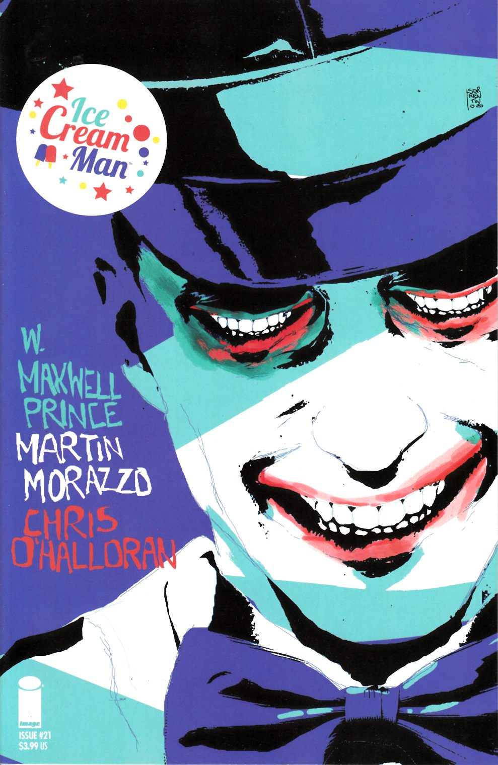 Ice Cream Man #21 Cover B Very Fine (8.0) [Image Comic] THUMBNAIL