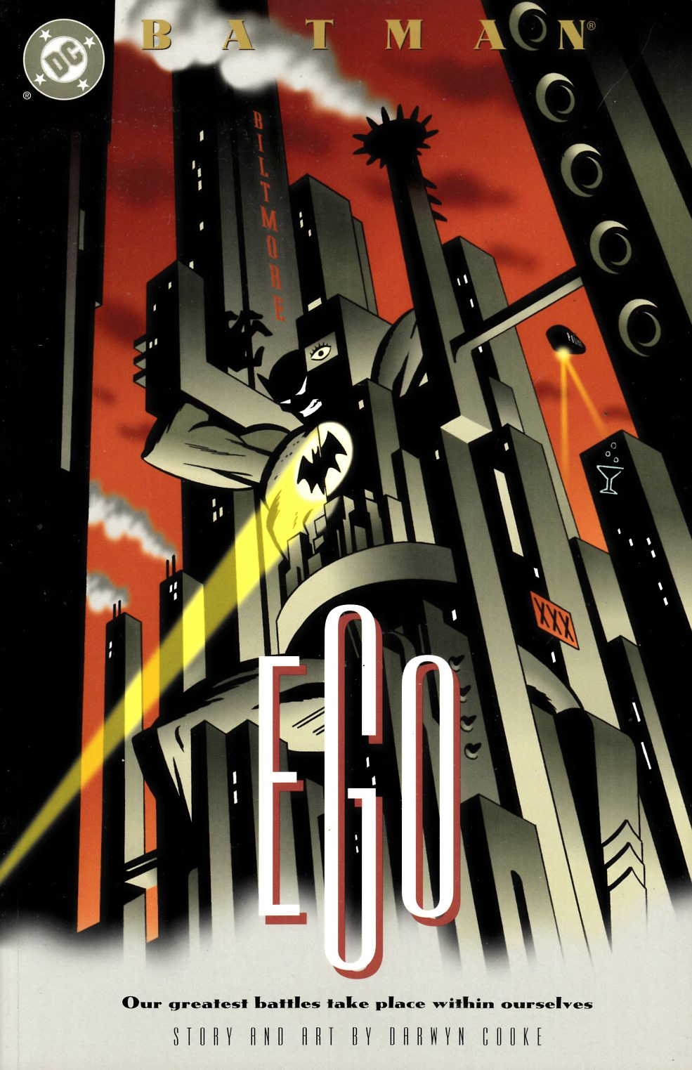 Batman Ego #1 Very Fine (8.0) [DC Comic] THUMBNAIL