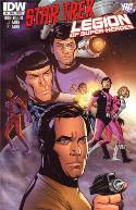 Star Trek Legion Of Superheroes #4 Cover B- Sprouse [Comic] THUMBNAIL