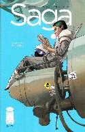 Saga #8 Near Mint (9.4) [Image Comic] THUMBNAIL
