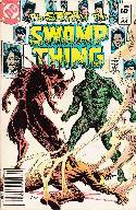 Saga of the Swamp Thing #4 [Comic] THUMBNAIL