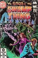 Saga of the Swamp Thing #5 [Comic] THUMBNAIL