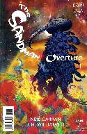Sandman Overture #1 Cover A- Williams [Comic] THUMBNAIL