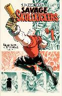 Savage Skullkickers #1 Cover A- Huang & Zub [Comic] THUMBNAIL