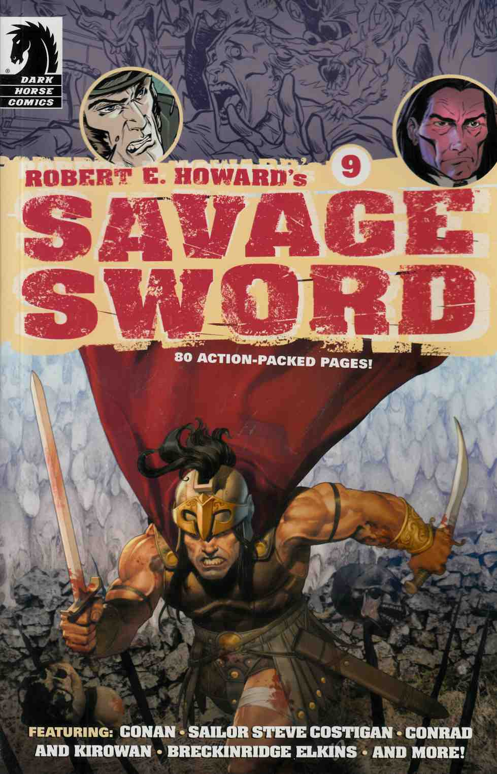 Robert E Howards Savage Sword #9 [Comic] THUMBNAIL