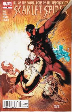 Scarlet Spider #9 [Comic} LARGE