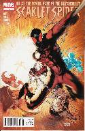 Scarlet Spider #9 [Comic} THUMBNAIL