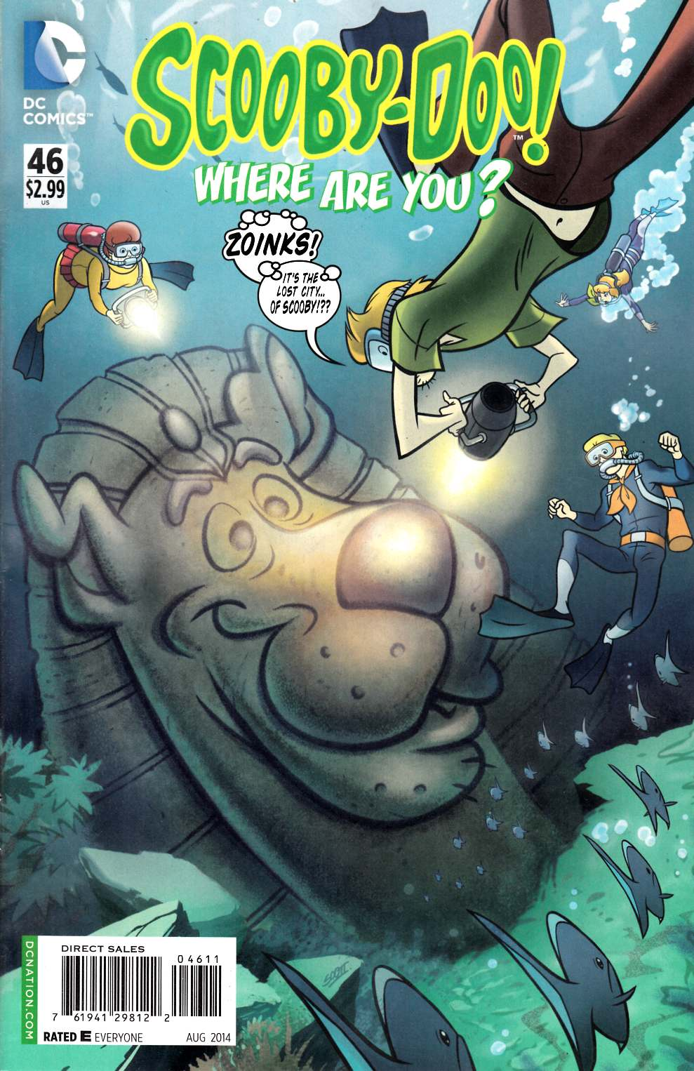 Scooby Doo Where Are You #46 [Comic] THUMBNAIL