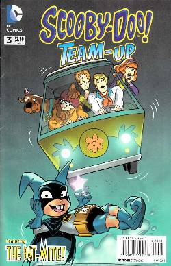 Scooby Doo Team Up #3 [Comic] LARGE