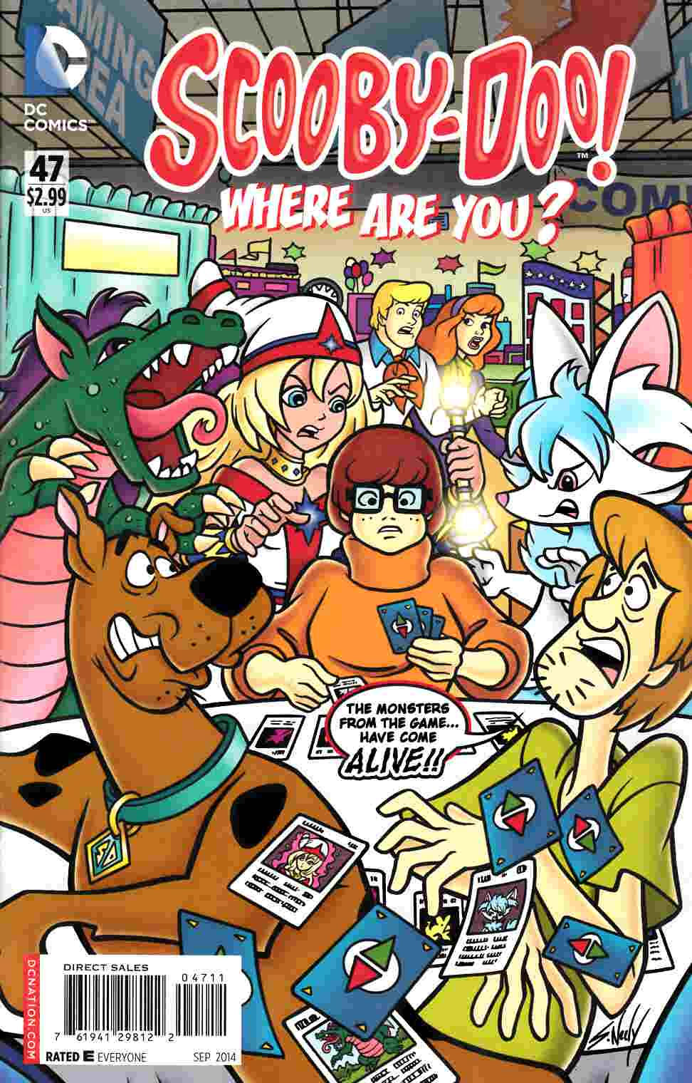 Scooby Doo Where Are You #47 [Comic] LARGE