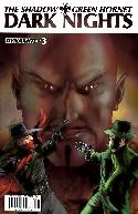 Shadow Green Hornet Dark Nights #3 Cassaday Cover [Comic] THUMBNAIL