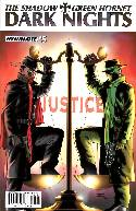 Shadow Green Hornet Dark Nights #5 Cassaday Cover [Comic] THUMBNAIL