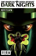 Shadow Green Hornet Dark Nights #4 Cassaday Cover [Comic]