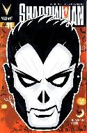 Shadowman (Vu) #11 Halloween Mask Variant Cover [Comic] THUMBNAIL