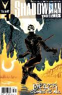 Shadowman End Times #1 [Comic] THUMBNAIL