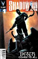 Shadowman End Times #1 Pullbox Cover [Comic] THUMBNAIL