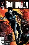 Shadowman (new) #2 Zircher Cover [Comic] THUMBNAIL