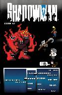Shadowman (VU) #7 Johnson Orderall 8-Bit Variant Cover [Comic] THUMBNAIL