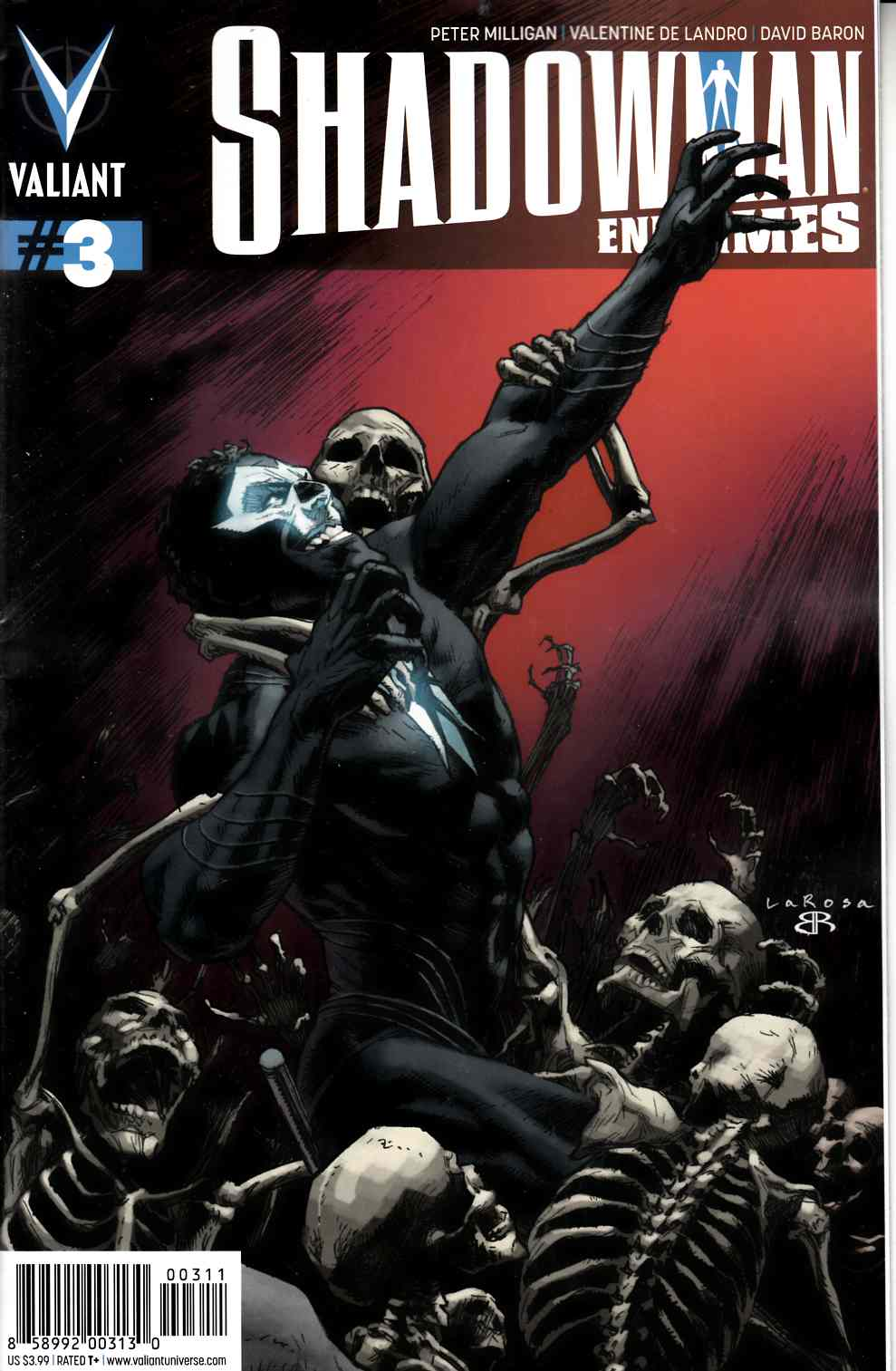 Shadowman End Times #3 [Comic] THUMBNAIL